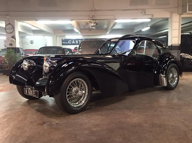 bugatti atlantic casting automobile classic. Black Bedroom Furniture Sets. Home Design Ideas