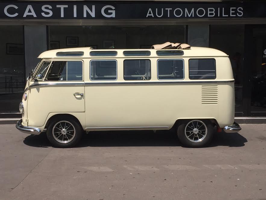 vw combi t1 split casting automobile classic. Black Bedroom Furniture Sets. Home Design Ideas