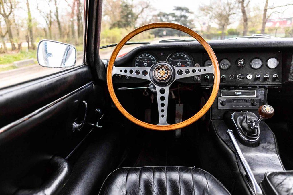 jaguar type e s rie 1 4 2l casting automobile classic. Black Bedroom Furniture Sets. Home Design Ideas